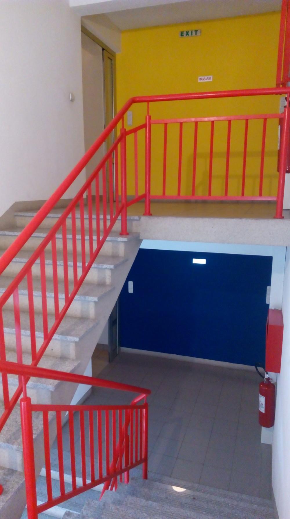 Varda stubište